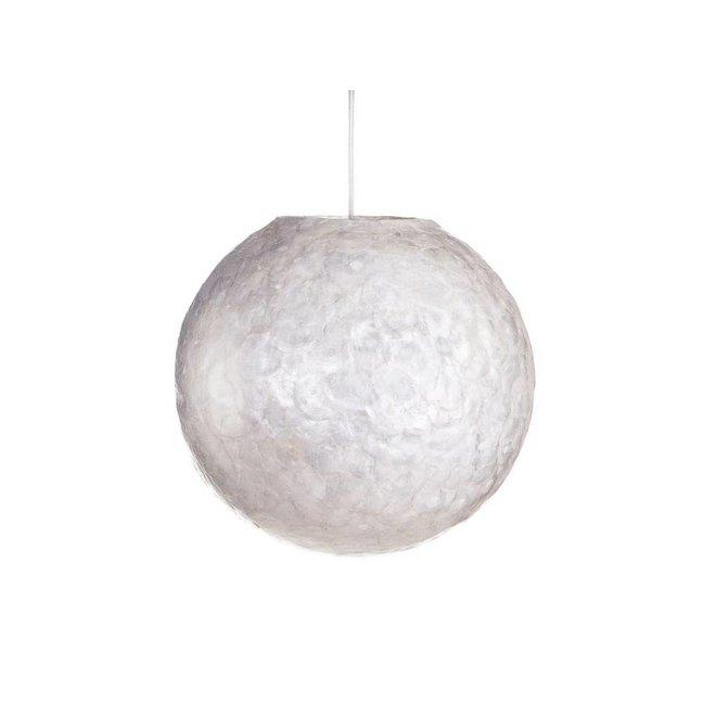 Villaflor schelpenlamp - Full Shell - hanglamp - Hangende bol - Ø 50 cm