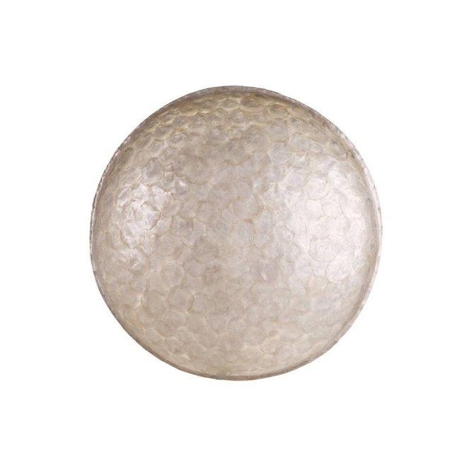 Villaflor schelpenlamp - Full Shell - wand- of plafondlamp - Moon Ø 60 cm