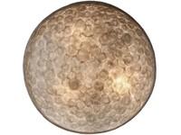 Villaflor Villaflor schelpenlamp - Full Shell - wand- of plafondlamp - Moon Ø 85 cm