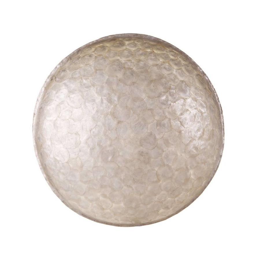 Villaflor Full Shell - wand- of plafondlamp - Moon Ø 85 cm
