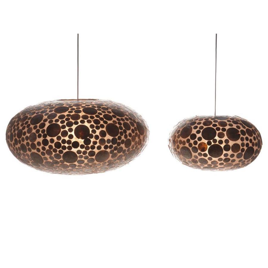 Coin Gold - hanglamp - UFO - Ø 60 cm