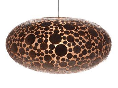 Villaflor Coin Gold - Hangende UFO - Ø 60 cm