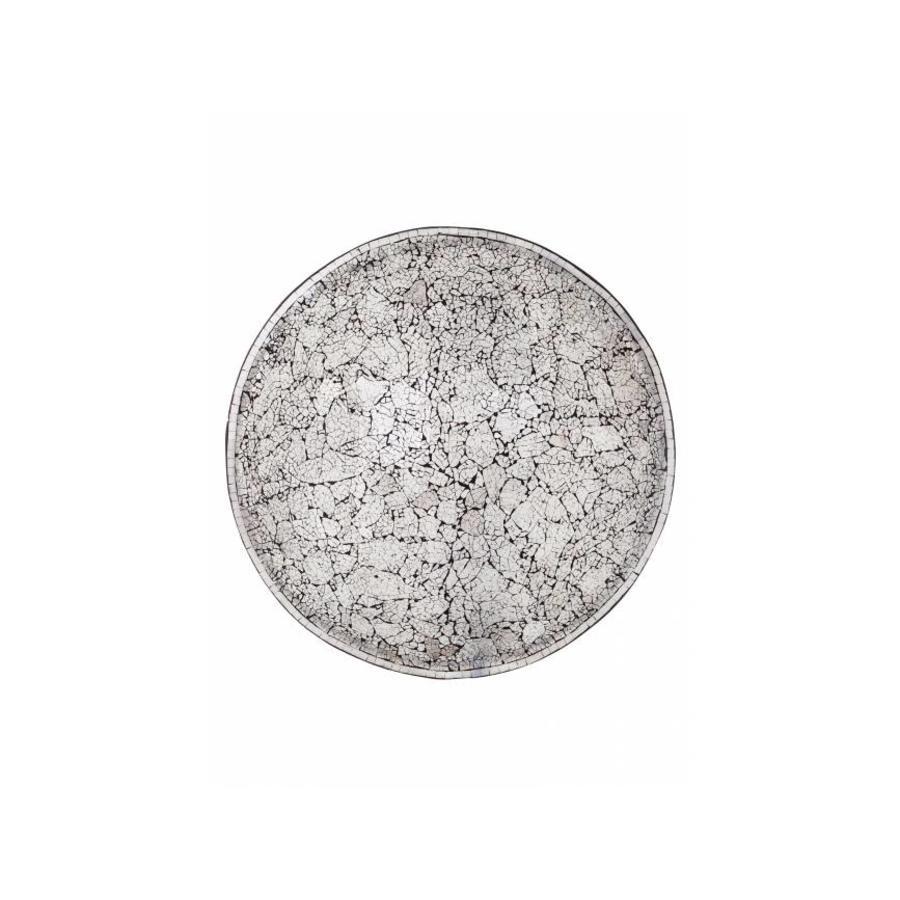 Glass White - Wand- of plafondlamp - Ø 40 cm