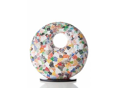 Villaflor Glass Multicolor - Donut