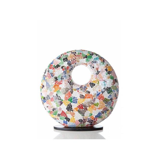 Glass Multicolor - Donut