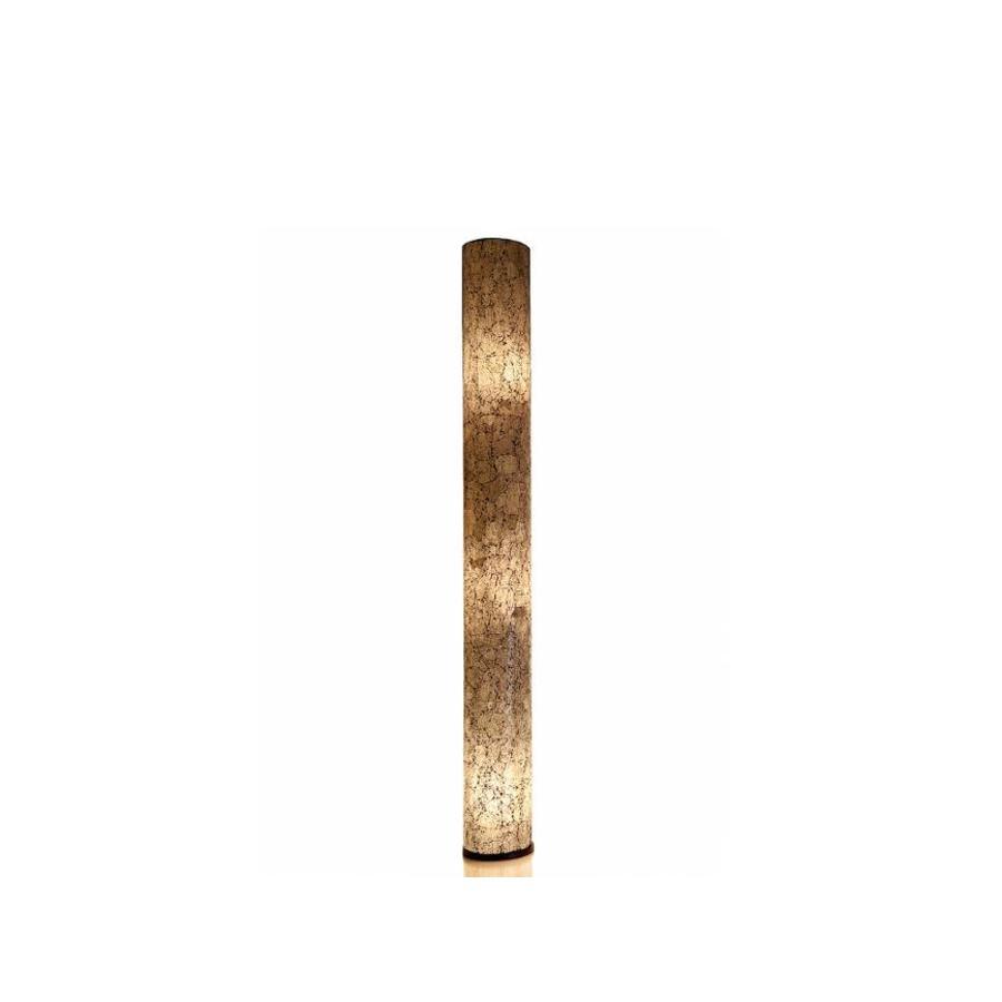 Glass White - vloerlamp - Cilinder - 150 cm