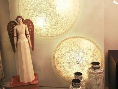Schelpen-wand- plafondlampen
