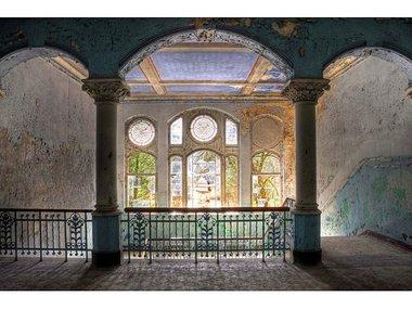 Image land Acryl glas 'Stairwell' 80x120