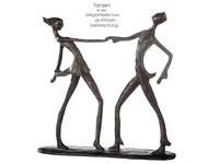 Casablanca Figuur 'Jive' brons