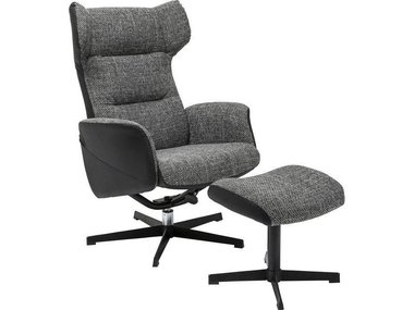 Kare Swivel Chair Ohio Salt and Pepper