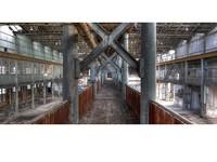 Image land Acryl glas 'Industry'