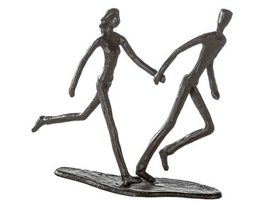 Casablanca Metal-Sculpture 'Running'