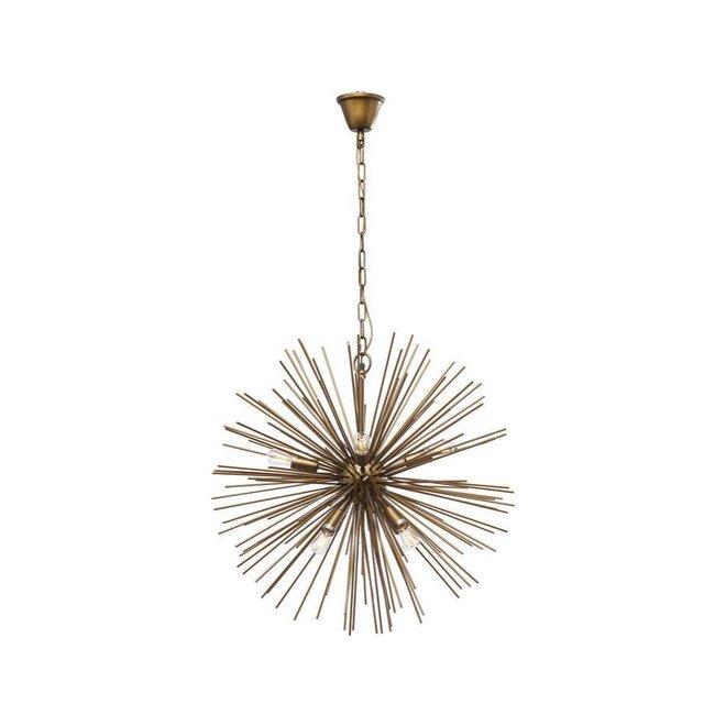 Pendant Lamp Beam Brass