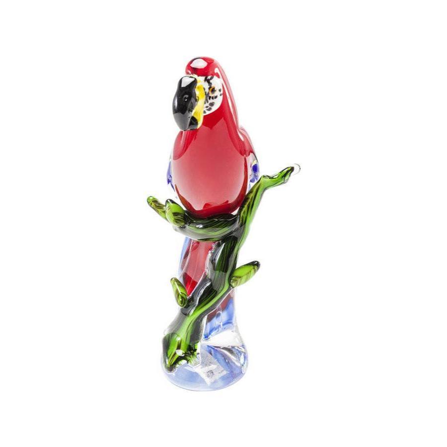 Kare Deco Figurine Papegaai
