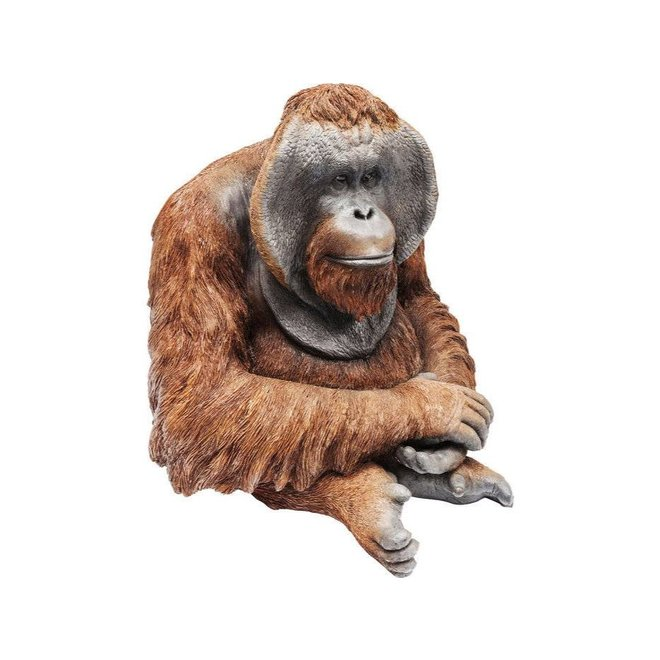 Deco Figurine Orangutan