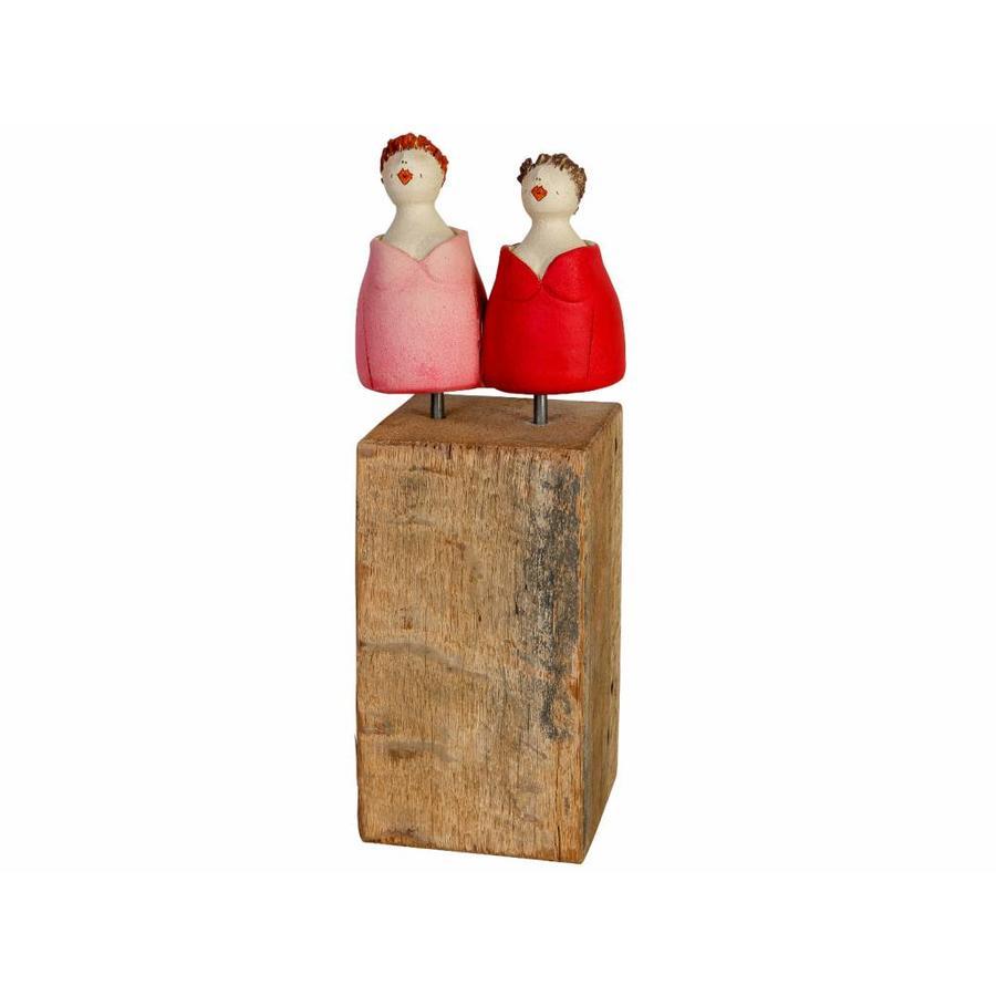 Susanne Boerner® Vriendschap op Eikenhout: Boezemvriendinnen