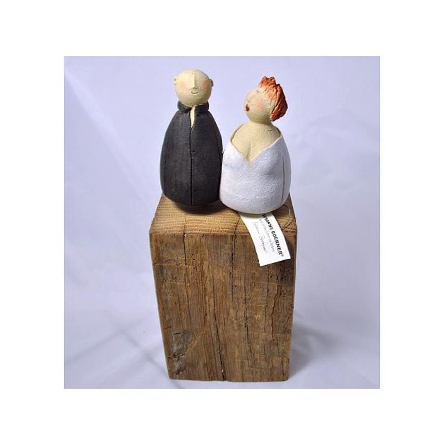Susanne Boerner® Vriendschap op Eikenhout: Verliefd, verloofd, getrouwd