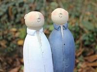 Susanne Boerner® Vriendschap op Eikenhout: Vrienden voor het leven