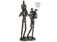 Casablanca Metal-Sculpture 'Family'