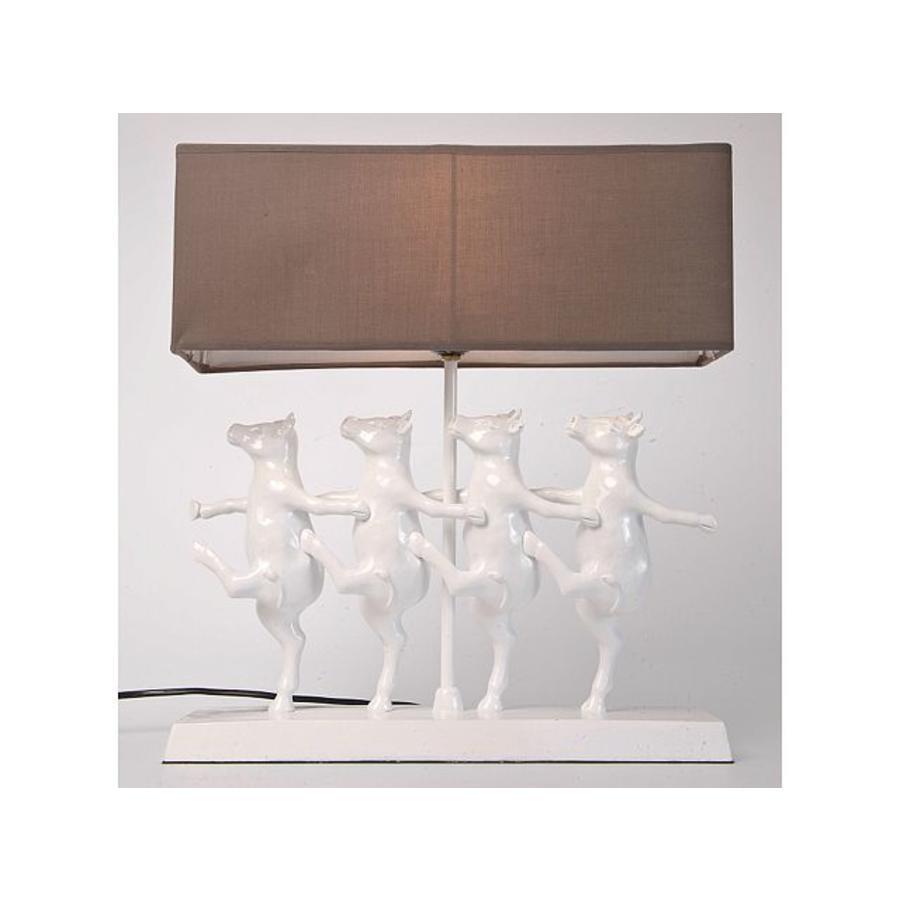 Kare Table Lamp Dancing Cows