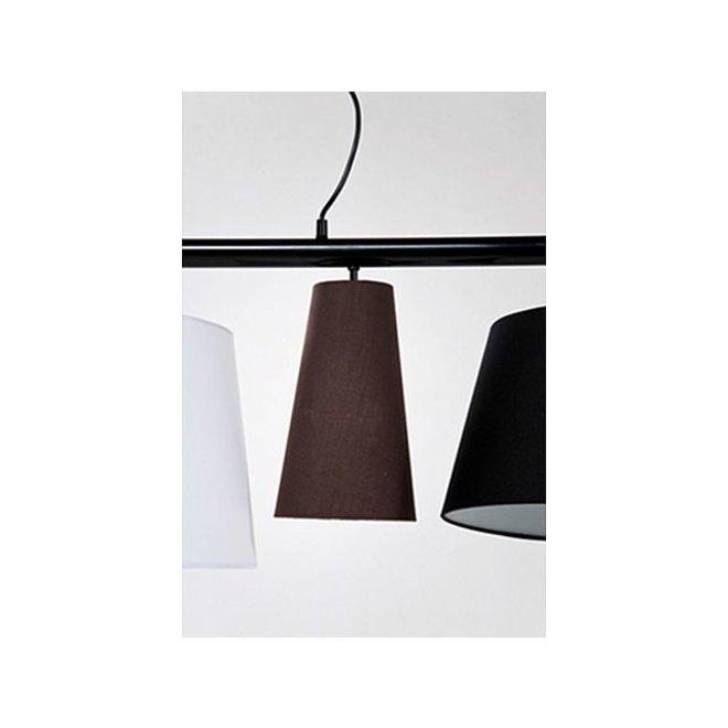 Pendant Lamp Parecchi Black 140