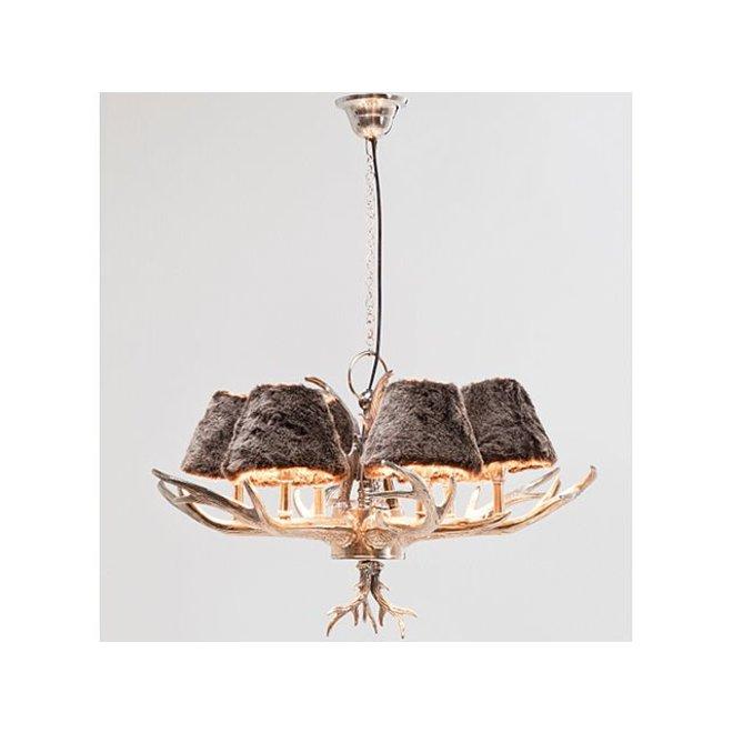 Pendant Lamp Huntsman 6-Branched