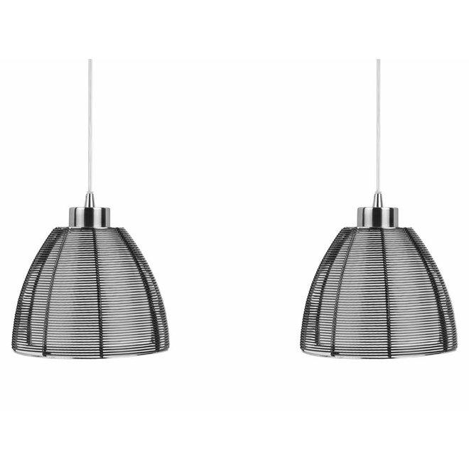 Hanglamp Whires Zwart