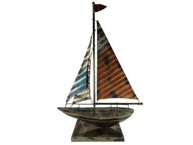 Sampaguita Metal Sailing Ship