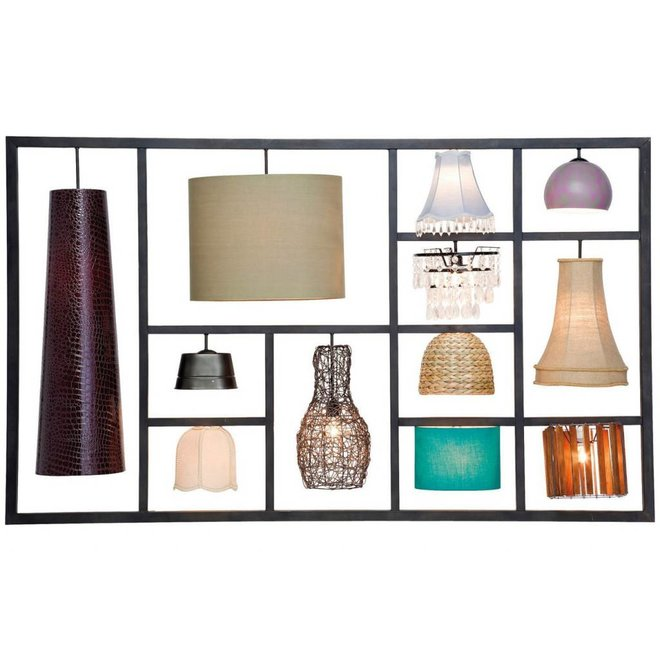 Wall Lamp Parecchi Art House