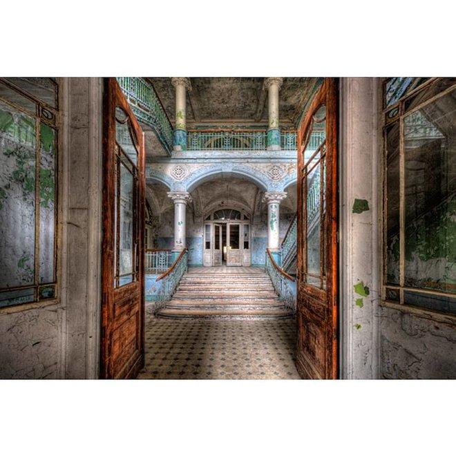 Acryl glas 'Entrance' 80x120