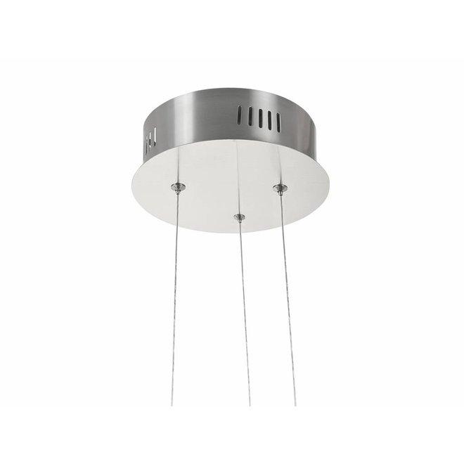 Hanglamp KYRA Staal