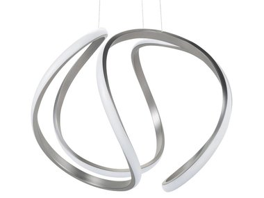 High Light Hanglamp KYRA Staal