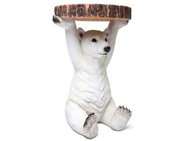 Kare Side Table Polar Bear