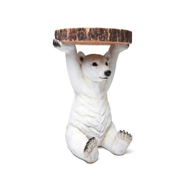 Side Table Polar Bear