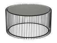 Kare Coffee Table Wire Black XL