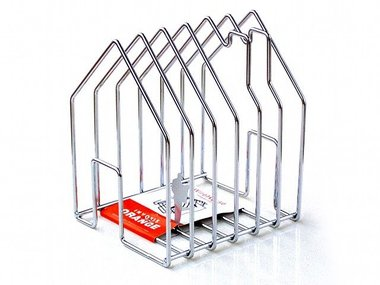 Invotis Magazine holder Wirehouse