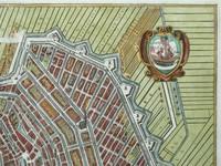 Gouldmaps Verkocht - Amsterdam - M. Merian - 1641