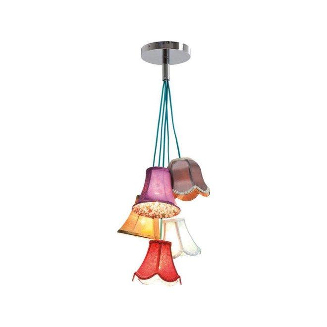 Pendant Lamp Saloon Flowers 5