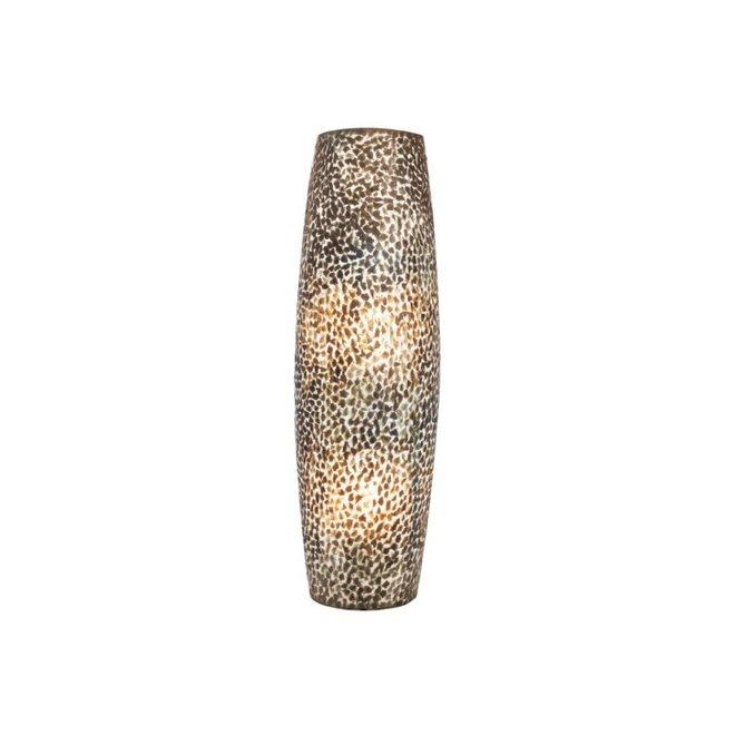 Schelpenlamp - Wangi Gold - Apollo wandlamp S
