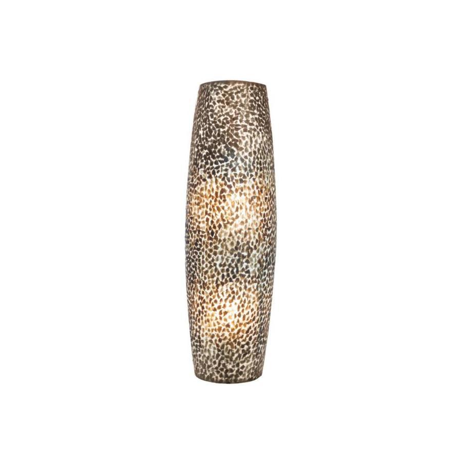 Villaflor Villaflor schelpenlamp - Wangi Gold - wandlamp - Apollo - klein model
