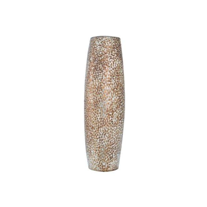 Villaflor schelpenlamp - Wangi Gold - wandlamp - Apollo - klein model