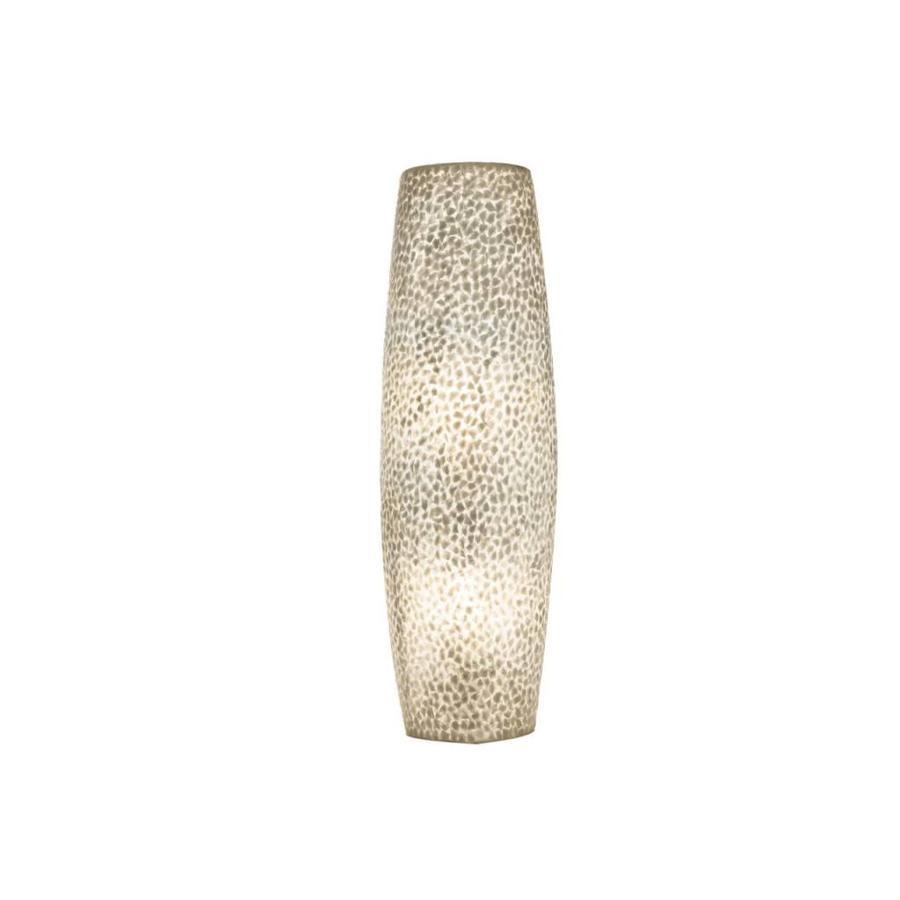 Villaflor Villaflor schelpenlamp - Wangi White - wandlamp - Apollo - klein model