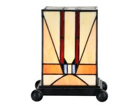 Art Deco Trade Tiffany Tafellampje Tuschinsky
