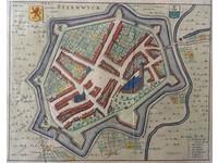 Gouldmaps Verkocht - Steenwijk; G. Leti - Steenwijk. - 1690