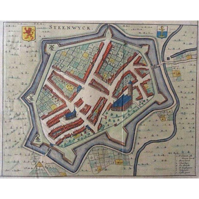 Verkocht - Steenwijk; G. Leti - Steenwijk. - 1690