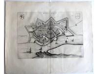 Gouldmaps Hasselt; J. Blaeu - Hasselt. - 1649