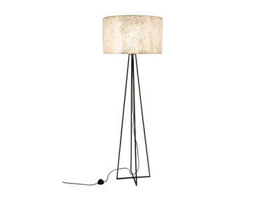 Wangi White - Vloerlamp met kap