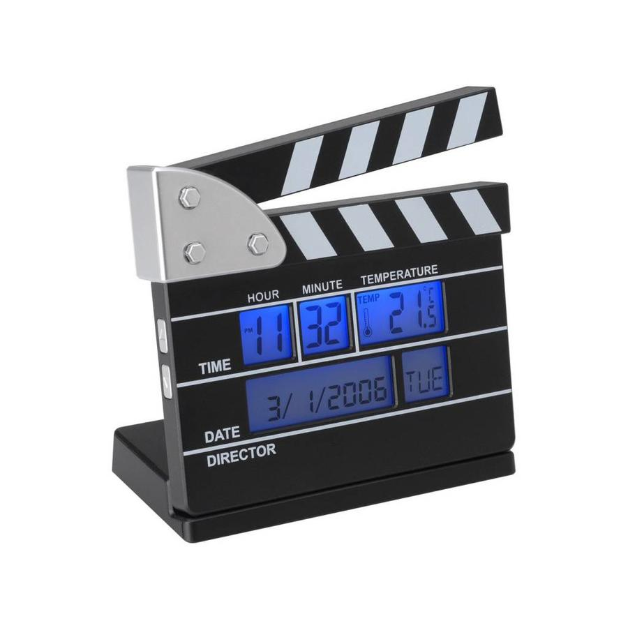 La Chaise Longue Alarmklok Filmklapper