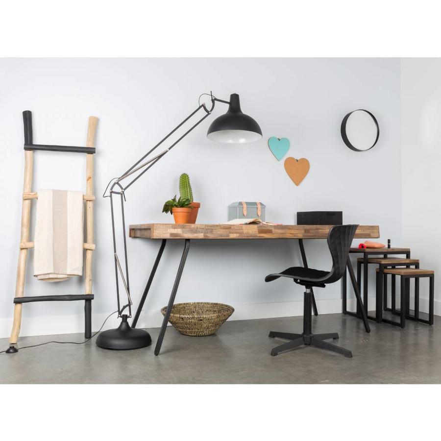 La Chaise Longue Industriële office vloerlamp XXL