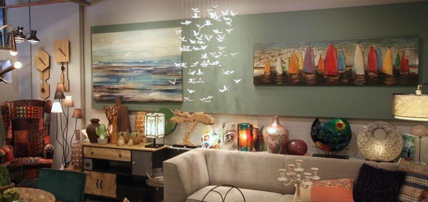 Lampen, klokken, meubels - steeds weer inspirerend!